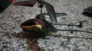 Helicóptero radio controle com câmera