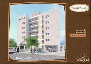 Lançamento apartamento village 61
