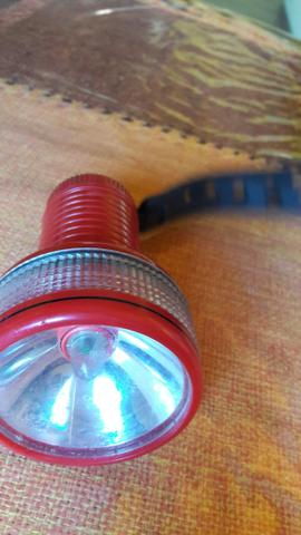 Lanterna mergulho