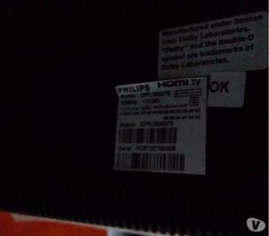 Vendo TV Philips 32 pol semi nova