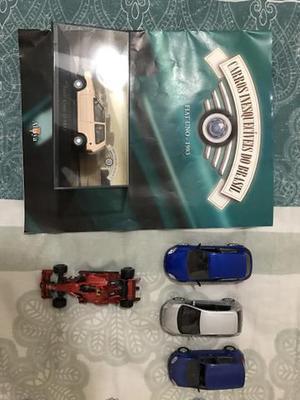 Vendo ou Troco Miniaturas Fiat 1/43