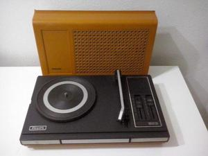Vitrola Philips 523 Original e Completa