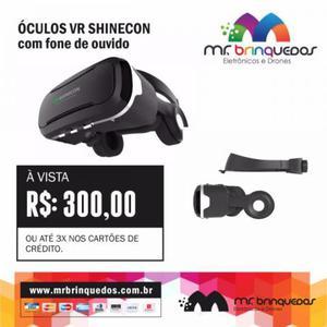 Óculos VR Shinecon 4.0 3D