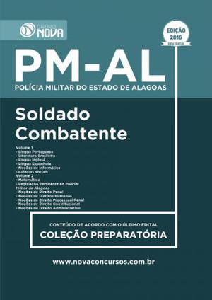 Apostila PM de Alagoas