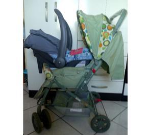 Carrinho de Bebe e Bebe conforto para o conforto do seu bebe