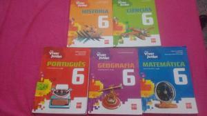 Coleção Para Viver Juntos 6°ano - Editora SM