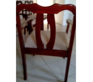 Conjunto de cadeiras para sala