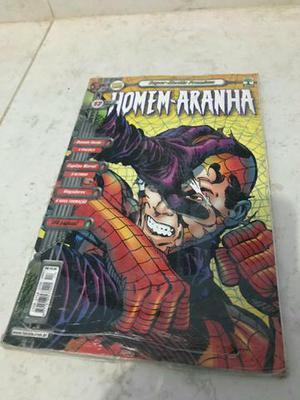 HQ Homem Aranha - Super Heróis Premium