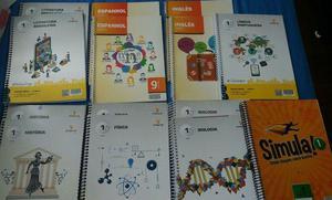 Kit Completo de Livros Rede Pitágoras 1º Ano Ensino Médio