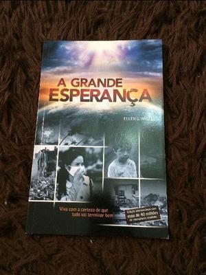 Livro A Grande Esperança (Usado)