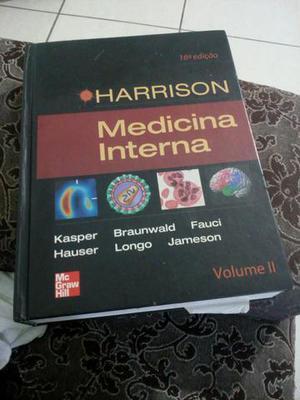 Livro de Medicina Interna, HARRISON