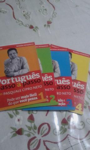 Livro de português - professor pasquale