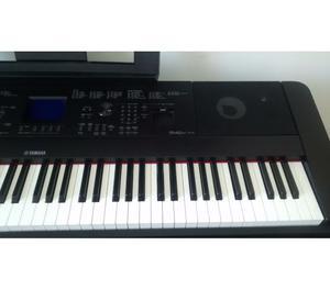 Piano Digital Yamaha DGX 660B Novissima sem defeito garantia