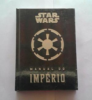 Star Wars - O Manual do Império, Capa Dura
