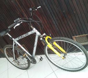 bicicleta caloi aro 26 com 21 marchas suspensão head seek