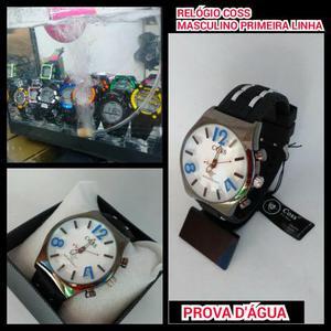 5b1d445be54 Relógio coss original. Relógio coss original. Vendo esse lindo relÓgio coss  masculino primeira linha ...