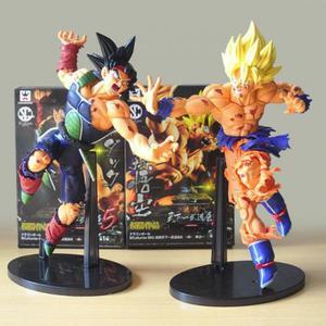 Action Figure Dragon Ball Goku Bardock 25cm Pronta Entrega
