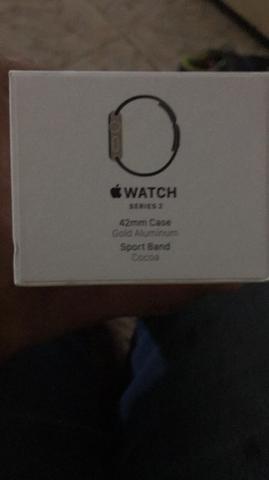 Apple whatch série 2