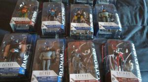 Batman Animated e New Batman Adventures Action Figures
