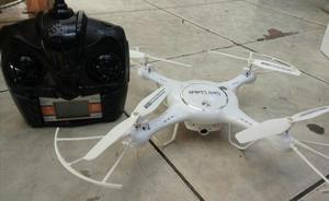 Drone Explorer cam. Filma e tira foto em tempo real no