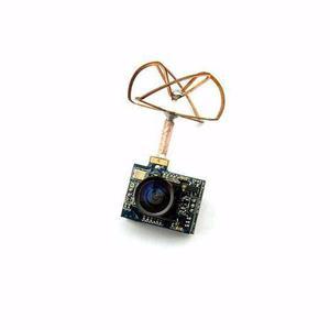 Mini Transmissor 5.8G com 520TVL para FPV