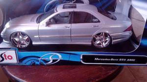 Miniatura Maisto 1:18 – Mercedez-Benz S55 AMG