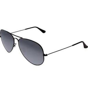 Óculos de sol modelo aviador com lentes VU400