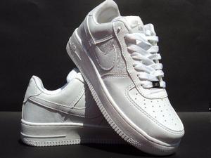Tênis Nike air force Branco na caixa 3x  (entrega