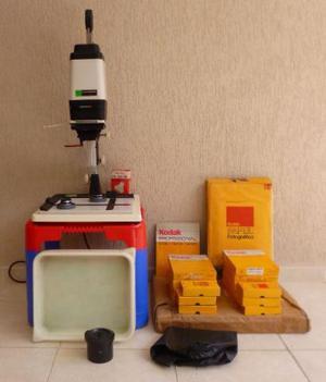 Ampliador Fotográfico Fuji Enlarger N690 M.F. /