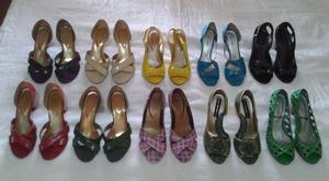 Botas, sandálias e sapatos femininos - 36 e 37