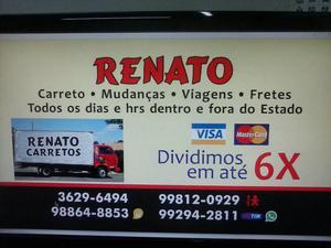 Dicasa carretos fretes mudanças para todo Brasil