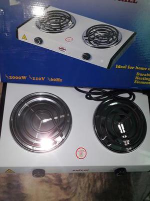 Fogão elétrico não precisa de gás de cozinha