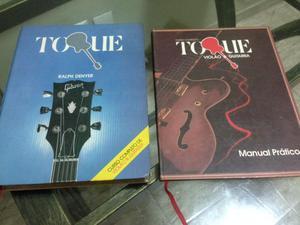 Livro Curso Completo de Violão e Guitarra, por Ralph
