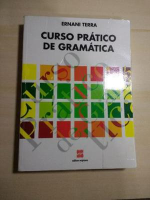 Livro Curso Pratico de Gramatica