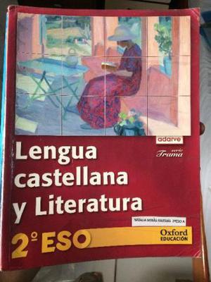 Livro para estudar Espanhol - Lengua Castellana y Literatura