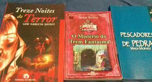 Livros semi novos
