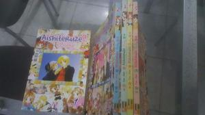 Mangás Aishiteruze Baby, Angel Sanctuary, Angelic Layer,