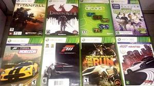 Need for Speed Forza Titanfall originais Xbox 360