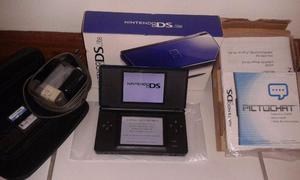 Nintendo Ds Lite azul usado funcionando