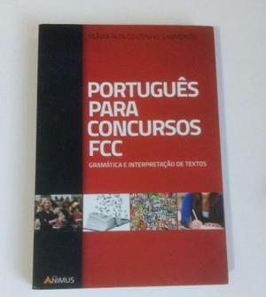 Português para Concursos FCC - Flávia Rita