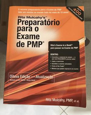 Preparatório Para o Exame PMP - Rita Mulcahy's Original