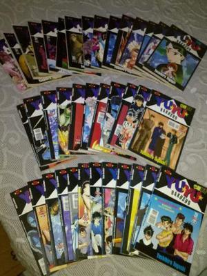 Yuyu Hakusho coleção completa do mangá da JBC