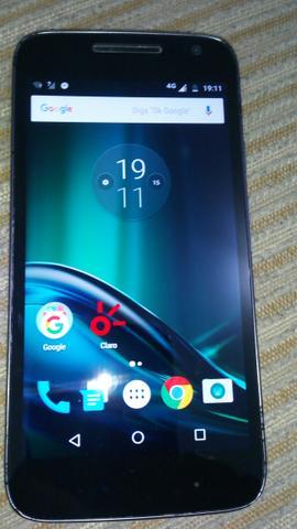 Motorola moto g4 play 16 gigas sem tv
