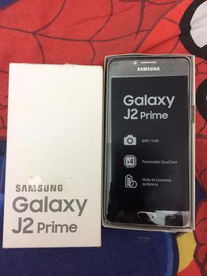Smartphone Samsung Galaxy J2 Prime TV Dual Chip Android Tela