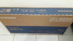 TV Samsung 4k ultra HD LED 40 polegadas