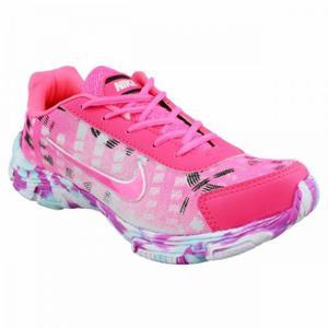 Tênis Feminino Nike Rosa Collor