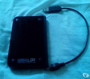Hd Externo Western Digital Wd 250 GB - Acompanha Cabo & Case