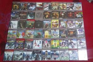 Jogos de PS3 (Valores variados Favor ler a Descrição)