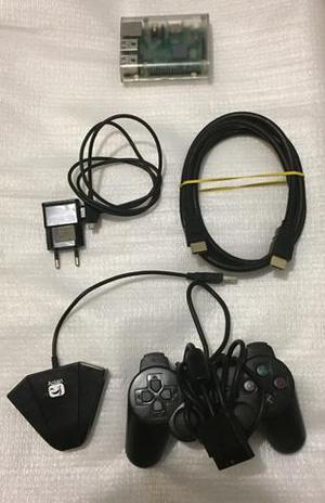 Retro Game Multi Plataforma Ótimo estado Kit Completo