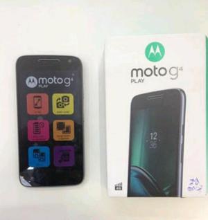 Smartphone Motorola moto g4 play, completo